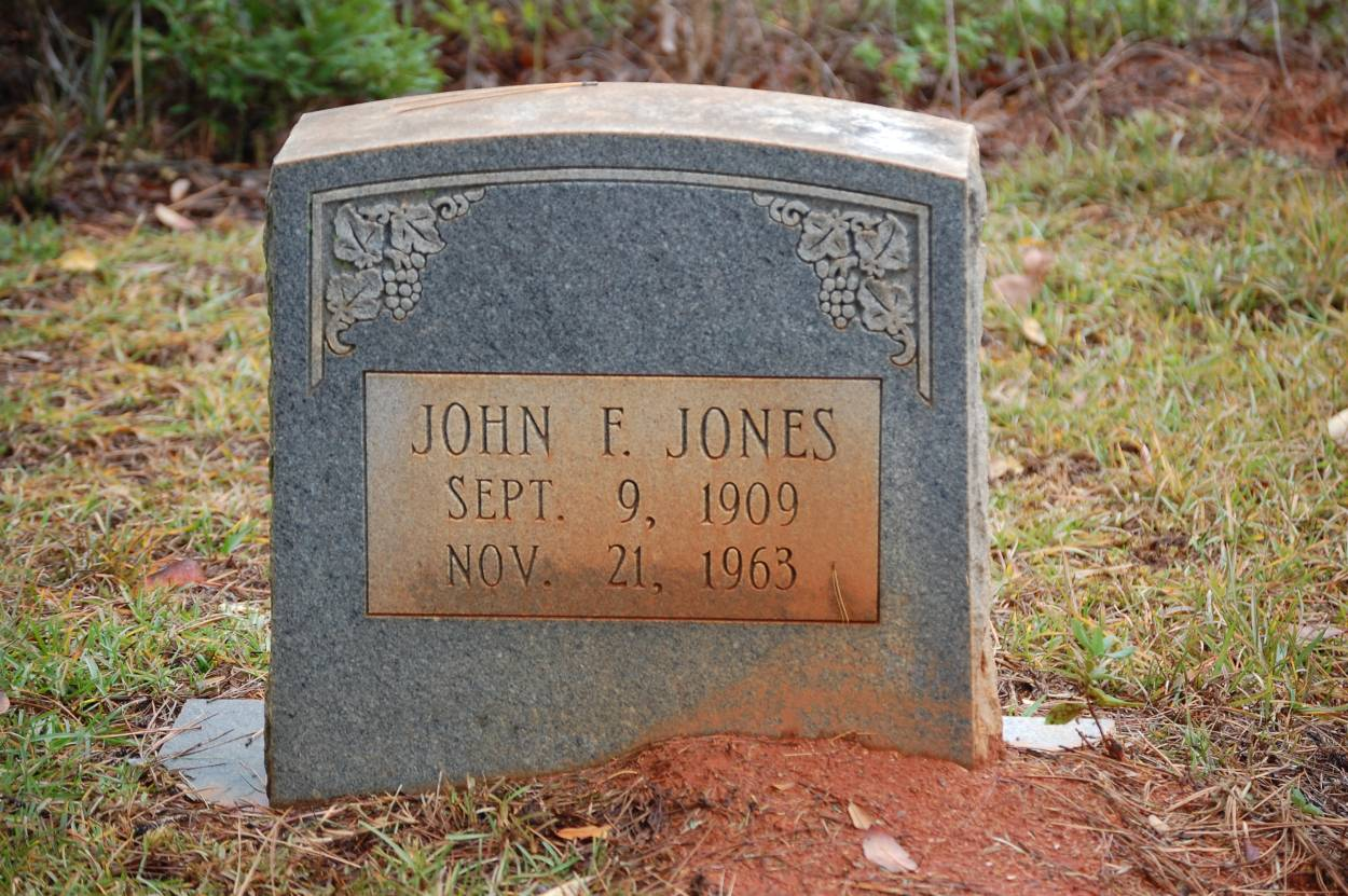 Jiohn F. Jones